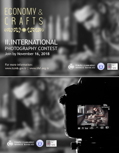 "2nd International Photography Contest ""Economy and Crafts"""