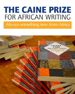 The 2019 Caine Prize for African Writing