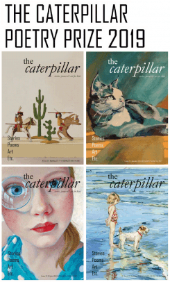 The Caterpillar Poetry Prize 2019