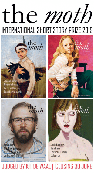 The Moth International Short Story Prize 2019