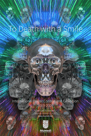 International Poster Contest ''To Death with a Smile'' 2019-2020