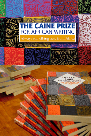 2020 Caine Prize for African Writing