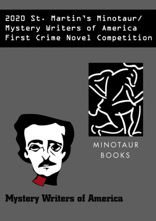 2020 St. Martin's Minotaur/ Mystery Writers of America First Crime Novel Competition