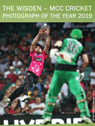The Wisden – MCC Cricket Photograph of the Year Competition 2019