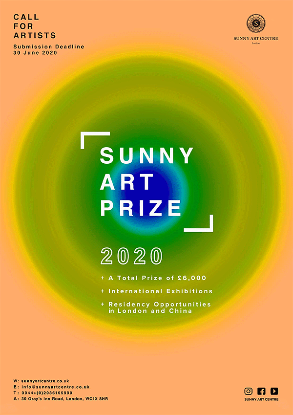 The Sunny Art Prize 2020