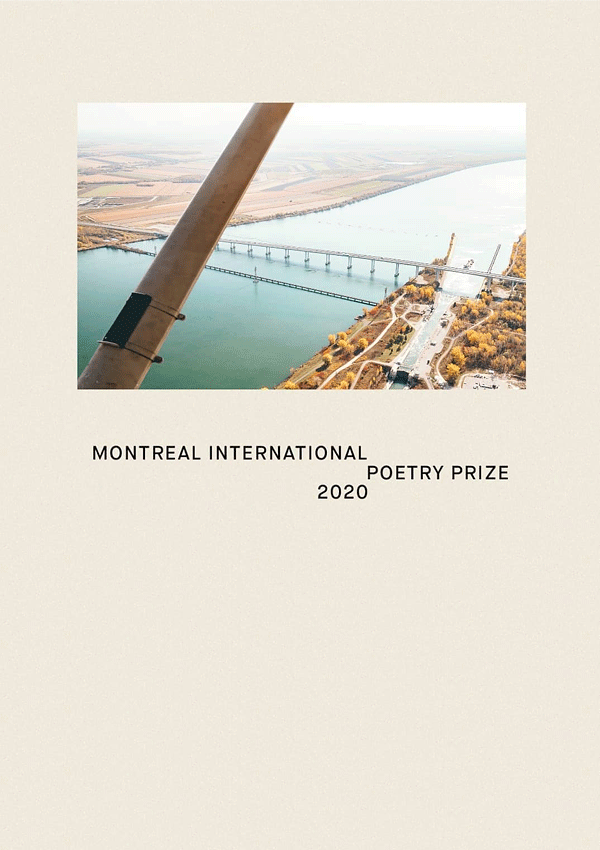 Montreal International Poetry Prize 2020