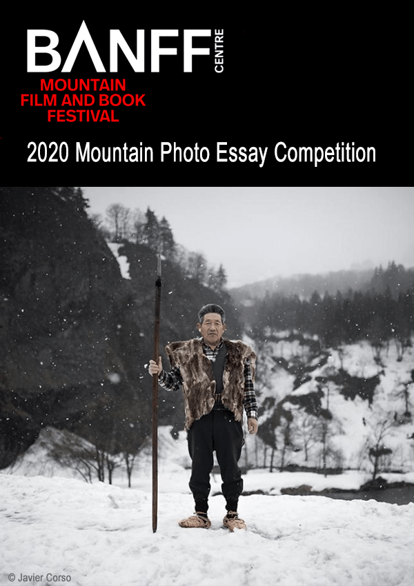 2020 Mountain Photo Essay Competition