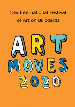 Billboard Art Competition ART MOVES 2020