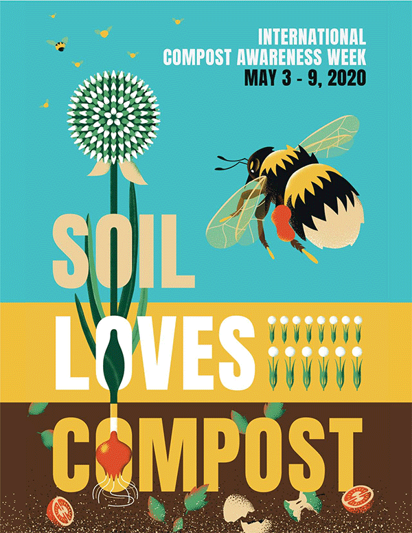 International Compost Awareness Week 2021 Poster Contest