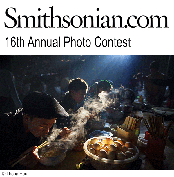 16th Annual Smithsonian.com Photo Contest