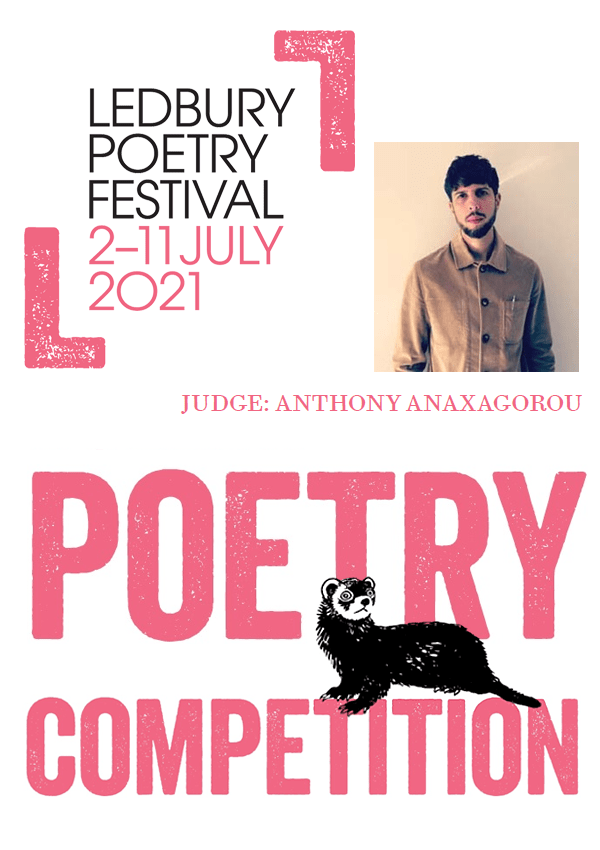Ledbury Poetry Festival 2021 Poetry Competition