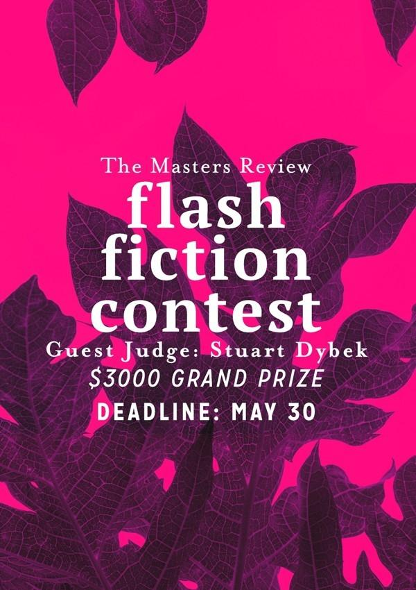 The Masters Review Flash Fiction Contest
