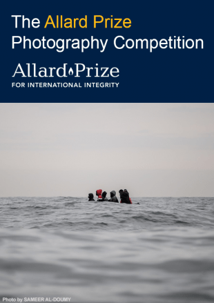 The Allard Prize Photography Competition