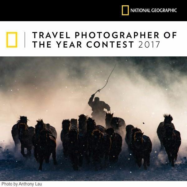 The National Geographic 2017 Travel Photographer of the Year